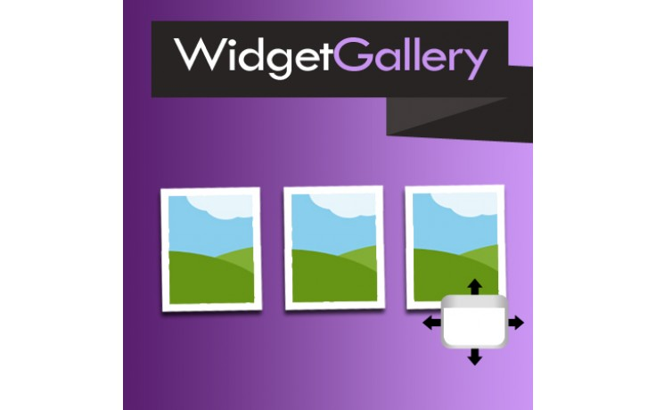 magento galeria zdjęć na dowolnej stronie