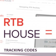 RTB House tracking codes